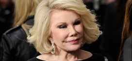 E' morta Joan Rivers