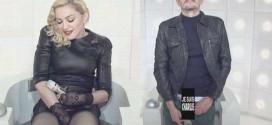Madonna si masturba in tv mentre Luz mostra il pene